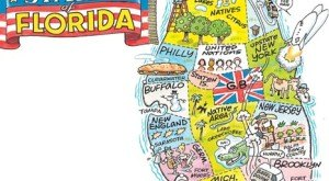 4 Maps Of Florida That Are Just Too Perfect (And Hilarious)