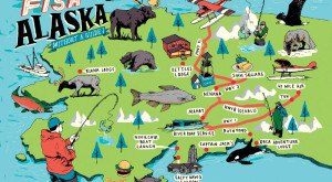 4 Maps Of Alaska That Are Just Too Perfect