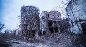 This Spooky Industrial Park In Pennsylvania Has Stood In Decay for 30 Years