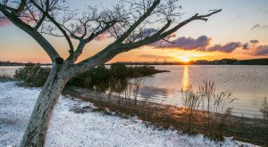 15 Times Snow Transformed North Carolina Into The Most Beautiful Scenery