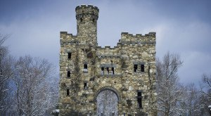 Most People Don't Know These 10 Hidden Castles Are Right Here In Massachusetts