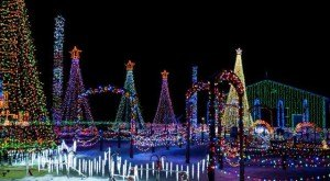 Here Are The 12 Best Christmas Light Displays In Ohio. They're Incredible.
