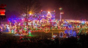 These 9 Houses In Pennsylvania Have The Most Unbelievable Christmas Decorations