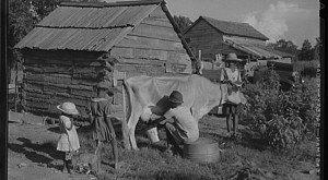 21 Rare Photos Taken In South Carolina During The Great Depression