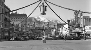 You Have To See What Christmas In Colorado Looked Like 60 Years Ago