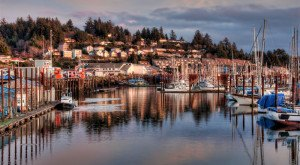 These 22 Perfecty Picturesque Small Towns In Oregon Are Delightful