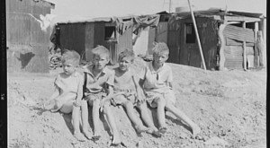 25 Rare Photos Taken In Arizona During The Great Depression