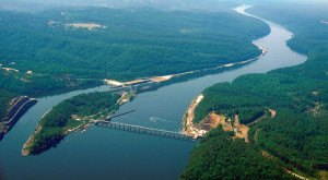 These 11 Aerial Views In Alabama Will Leave You Mesmerized