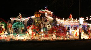 These 14 Places In New Jersey Have The Most Unbelievable Christmas Decorations