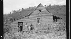 25 Rare Photos Taken In Virginia During The Great Depression