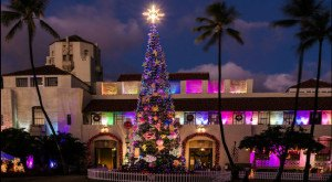 Here Are The Top 9 Christmas Towns In Hawaii. They're Magical.