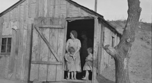 20 Rare Photos Taken In Iowa During The Great Depression