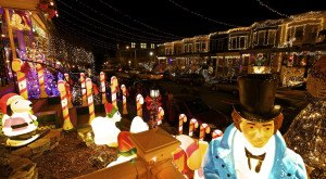 These 9 Places In Maryland Have The Most Unbelievable Christmas Decorations
