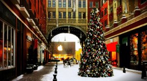 Here Are The Top 12 Christmas Towns In Maryland. They're Magical.