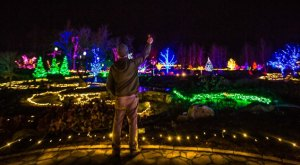 Here Are The 7 Best Christmas Displays In Maine. They're Magical.