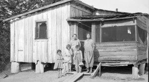 21 Rare Photos Taken In Missouri During The Great Depression