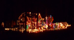 These 10 Houses In Alabama Have The Most Incredible Christmas Decorations