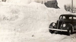 These 11 Vintage Winter Photos In Michigan Are Pure Magic
