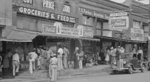 This Is What Texas Looked Like In 1939. WOW.