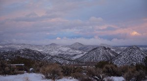 15 Times Snow Transformed New Mexico Into The Most Beautiful Scenery