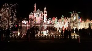These 12 Houses in Utah Have the Most Unbelievable Christmas Decorations
