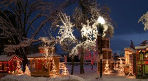 Here are the 15 Top Christmas Towns in Utah. They're Magical!