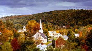 These 17 Perfectly Picturesque Small Towns In Vermont Are Delightful