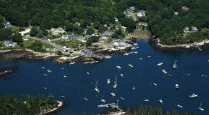 These 15 Aerial Views In Maine Will Leave You Mesmerized