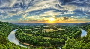 These 10 Aerial Views In Arkansas Will Leave You Mesmerized