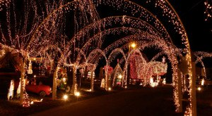 These 10 Houses In North Carolina Have The Most Unbelievable Christmas Decorations
