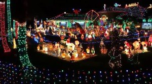 These 7 Places In Florida Have The Most Unbelievable Christmas Decorations