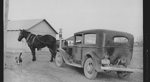 21 Rare Photos Taken In Illinois During The Great Depression