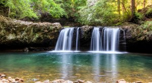 These 10 Hidden Waterfalls In Tennessee Will Take Your Breath Away