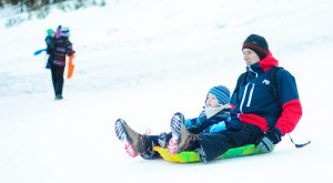Here Are the 9 Best Places To Go Sled Riding In South Dakota This Winter