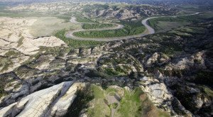 11 Aerial Views In North Dakota May Leave You Mesmerized