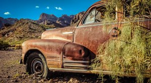10 MORE Abandoned Places In Nevada That Nature Is Reclaiming