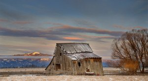You'll Fall In Love With These 19 Beautiful Old Barns In Idaho (Part II)