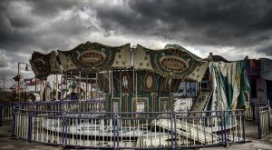 The Remnants Of This Abandoned Louisiana Amusement Park Are Both Devastating And Beautiful