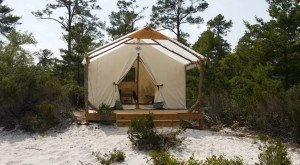 This Romantic, Yet Primitive Alabama Campsite Is Taking The World By Storm