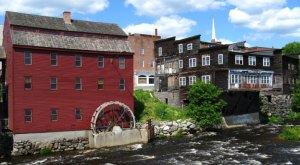 Here Are The Most Beautiful, Charming Small Towns in New Hampshire