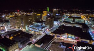 These Incredible Aerial Views Of Nebraska's Capital Will Leave You Breathless