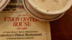 These 10 Restaurants Serve The Best Chowder In Massachusetts