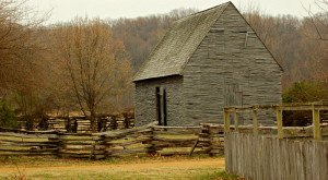 You Will Fall In Love With These 15 Beautiful Barns In Maryland