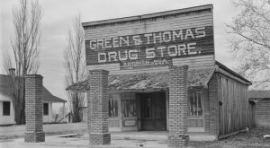 What Every Small Town In Mississippi Had In The 1930s. It Was A Simpler Time.