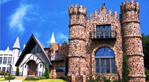 Most People Don't Know These 7 Castles Are Hiding In Mississippi