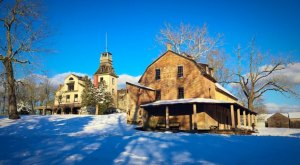 These 17 Historic Villages In New Jersey Will Transport You Into A Different Time