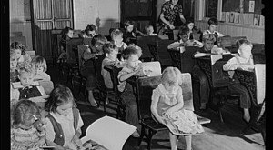 Michigan Schools In The Early 1900s May Shock You. They're So Different.