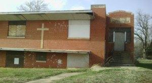 This Creepy Asylum In Oklahoma Is Still Standing…And Still Disturbing