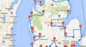 A See-It-All Michigan Road Trip Is Right Here And It's A Fun-Filled Adventure