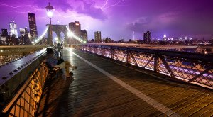 What Was Photographed At Night In New York Is Almost Unbelievable
